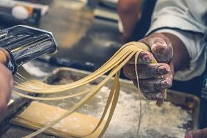 Making a pasta